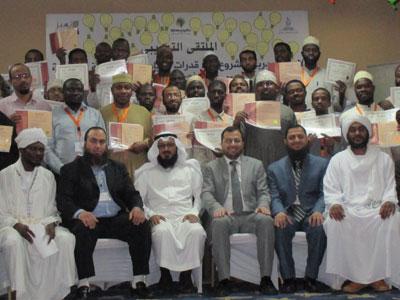 دورة تدريب المدربين  السودان - الخرطوم 22 مارس 2015